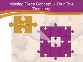 Chocolate Cookies PowerPoint Template - Slide 45