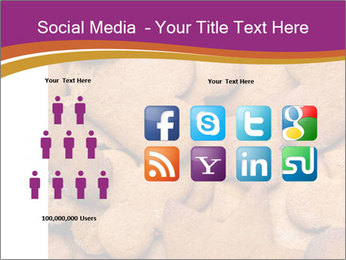 Chocolate Cookies PowerPoint Templates - Slide 5