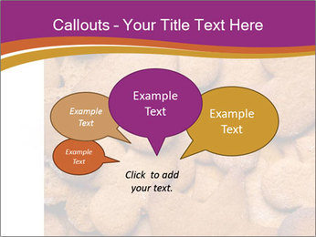 Chocolate Cookies PowerPoint Templates - Slide 73