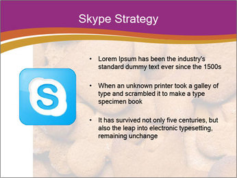 Chocolate Cookies PowerPoint Template - Slide 8