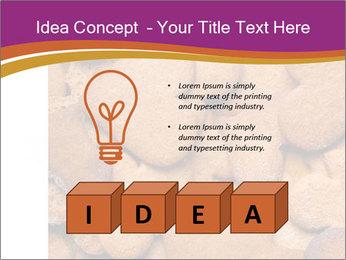 Chocolate Cookies PowerPoint Template - Slide 80