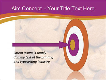 Chocolate Cookies PowerPoint Templates - Slide 83