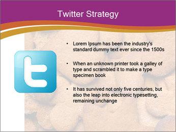Chocolate Cookies PowerPoint Template - Slide 9