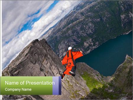 Fjord Adventure PowerPoint Templates