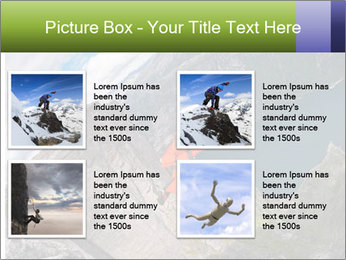 Fjord Adventure PowerPoint Template - Slide 14