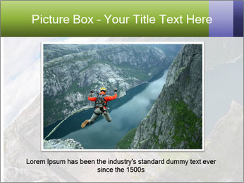 Fjord Adventure PowerPoint Template - Slide 16