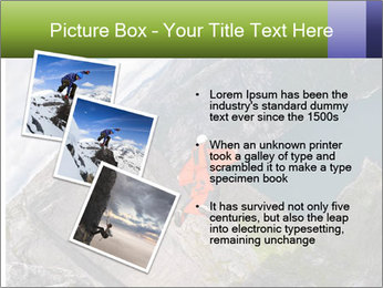 Fjord Adventure PowerPoint Template - Slide 17