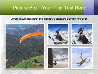 Fjord Adventure PowerPoint Template - Slide 19