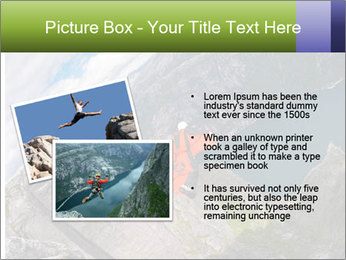 Fjord Adventure PowerPoint Template - Slide 20