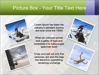 Fjord Adventure PowerPoint Template - Slide 24