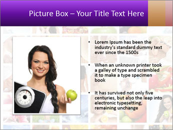 Healthy Life Collage PowerPoint Template - Slide 13