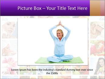 Healthy Life Collage PowerPoint Template - Slide 16