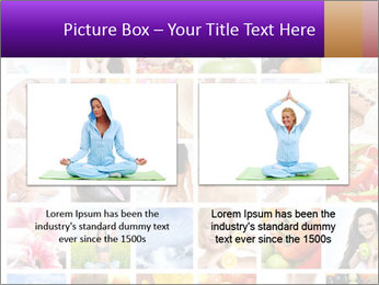 Healthy Life Collage PowerPoint Template - Slide 18