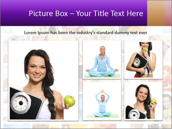 Healthy Life Collage PowerPoint Template - Slide 19