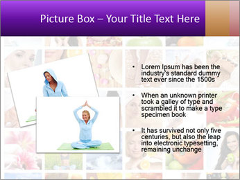 Healthy Life Collage PowerPoint Template - Slide 20