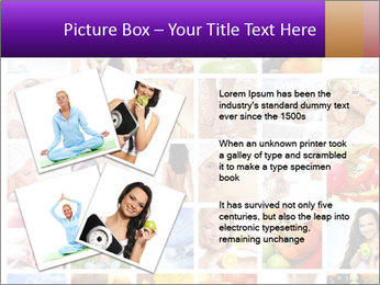 Healthy Life Collage PowerPoint Template - Slide 23