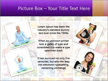 Healthy Life Collage PowerPoint Template - Slide 24