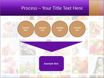 Healthy Life Collage PowerPoint Template - Slide 93