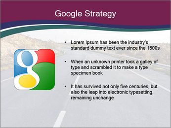 Freeway PowerPoint Template - Slide 10