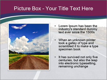 Freeway PowerPoint Template - Slide 13