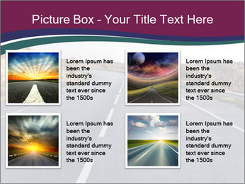 Freeway PowerPoint Templates - Slide 14