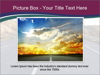 Freeway PowerPoint Template - Slide 15