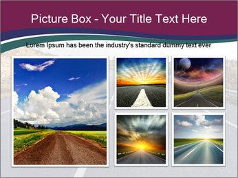 Freeway PowerPoint Template - Slide 19