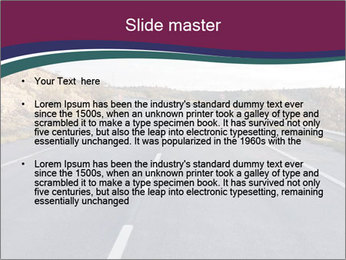 Freeway PowerPoint Template - Slide 2