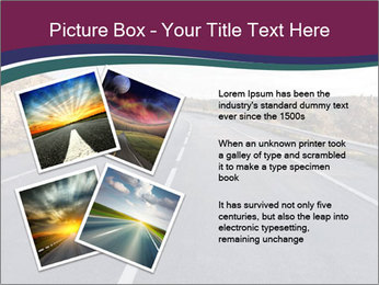 Freeway PowerPoint Template - Slide 23