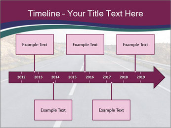 Freeway PowerPoint Template - Slide 28