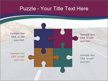 Freeway PowerPoint Template - Slide 43