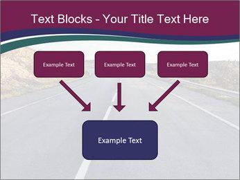 Freeway PowerPoint Template - Slide 70
