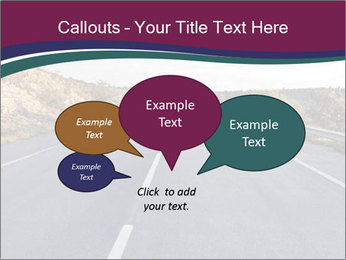 Freeway PowerPoint Template - Slide 73