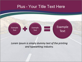 Freeway PowerPoint Template - Slide 75