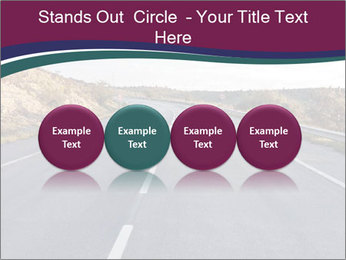 Freeway PowerPoint Template - Slide 76