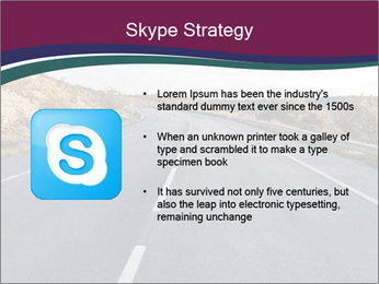 Freeway PowerPoint Template - Slide 8
