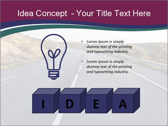 Freeway PowerPoint Template - Slide 80