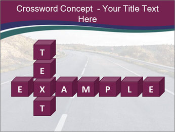 Freeway PowerPoint Template - Slide 82
