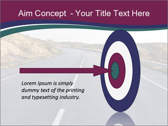 Freeway PowerPoint Template - Slide 83