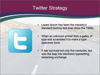 Freeway PowerPoint Template - Slide 9