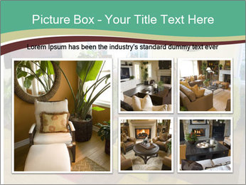 Cozy Apartment PowerPoint Templates - Slide 19