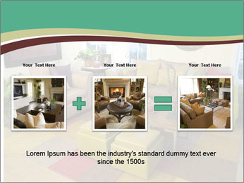 Cozy Apartment PowerPoint Templates - Slide 22