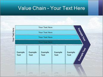 Blue Oceanic Water PowerPoint Templates - Slide 27