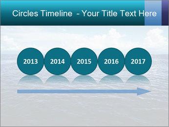 Blue Oceanic Water PowerPoint Templates - Slide 29