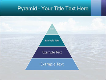 Blue Oceanic Water PowerPoint Templates - Slide 30