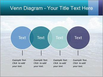 Blue Oceanic Water PowerPoint Templates - Slide 32