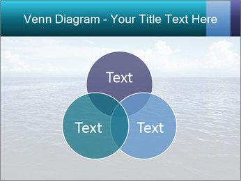 Blue Oceanic Water PowerPoint Templates - Slide 33