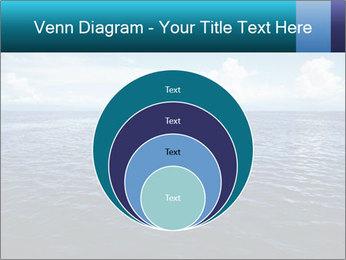 Blue Oceanic Water PowerPoint Templates - Slide 34