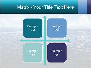 Blue Oceanic Water PowerPoint Templates - Slide 37