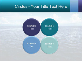 Blue Oceanic Water PowerPoint Templates - Slide 38